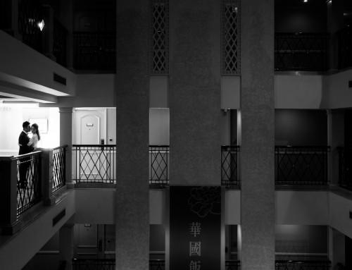 玄昭&家霈-華國大飯店